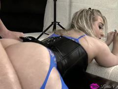 ANAL HAMMER TIME! She Struggles While He Pounds Her Jiggling Ass Faster CIM