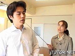Spielzeug Sex Japanisch Lehrer • Japanisch