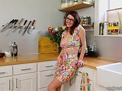 XXX κουζίνα σεξ βίντεο